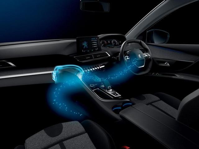 Peugeot 5008 SUV fragrance