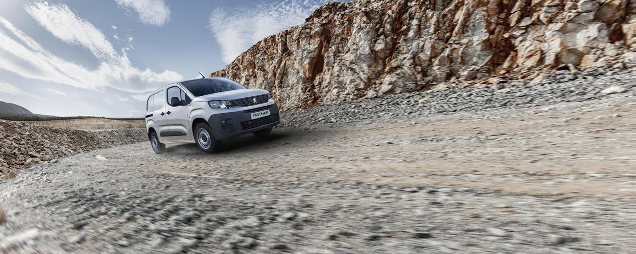 Peugeot Partner 2021 Slider