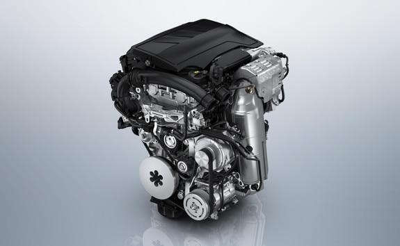 New PEUGEOT 2008 SUV: efficient PureTech Euro 6 petrol engines