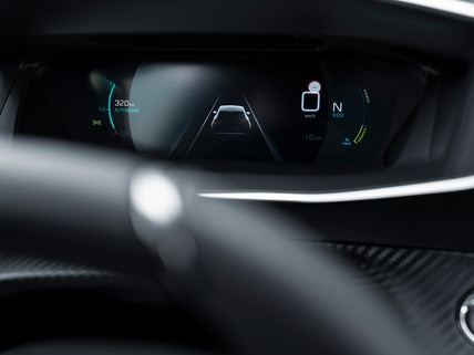 New PEUGEOT 2008 SUV: configurable 3D Digital instrument panel