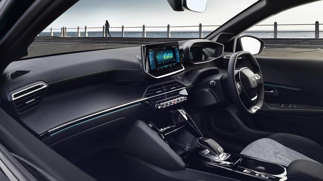 All-new 208 - Interior