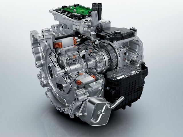 New Peugeot 308 HYBRID – Electric motor