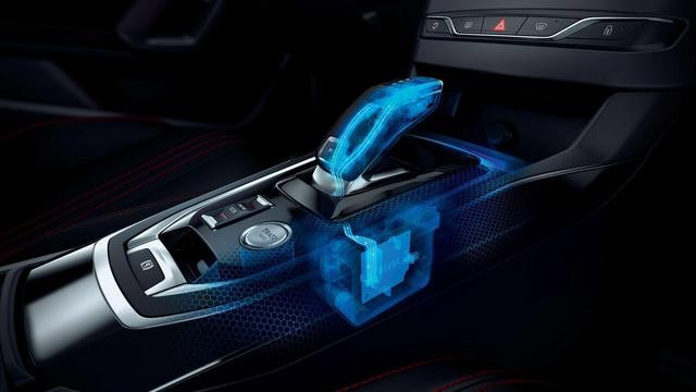 Peugeot 308 automatic gearbox