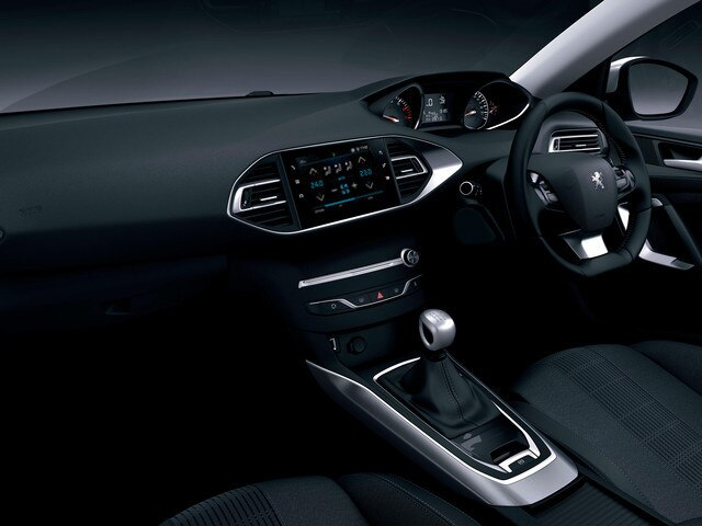 Peugeot 308 SW i-Cockpit