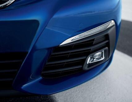 Peugeot 308 5-door - full LED headlights