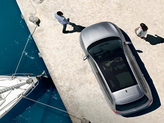 Peugeot 308 panoramic roof