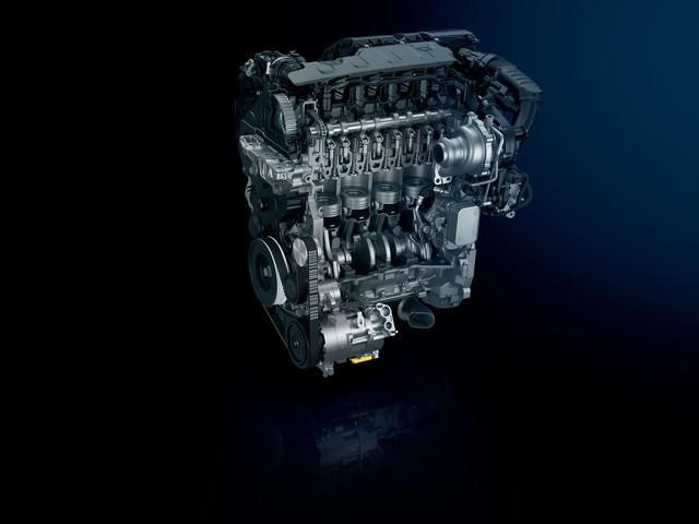 Peugeot 308 GT engine