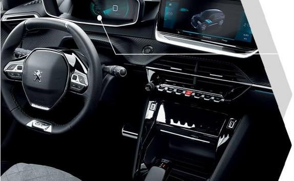 NEW PEUGEOT i-Cockpit 3D