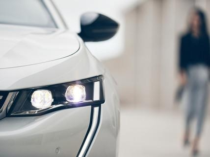 New 508 Fastback - GT Line Version