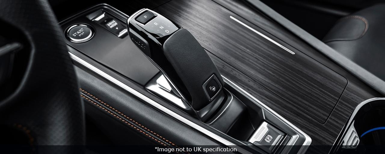 New 508 Fastback - automatic gearbox