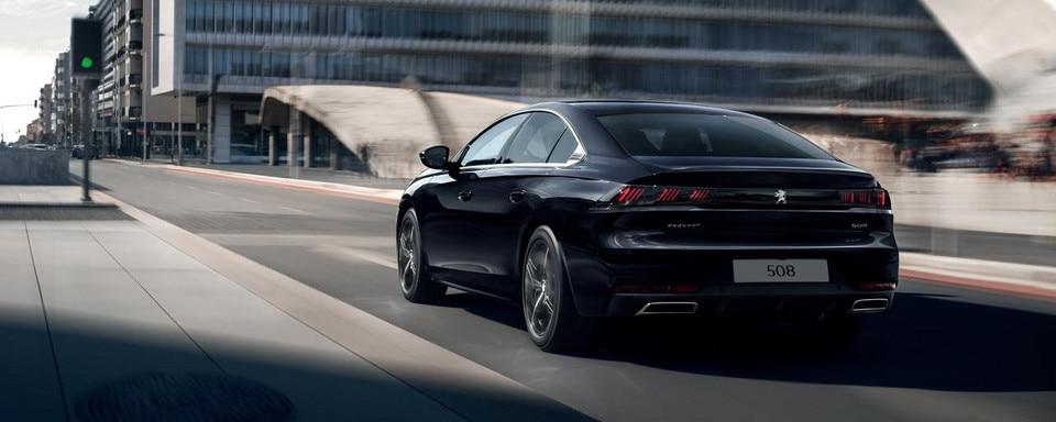 New 508 Fastback - Allure - rear view