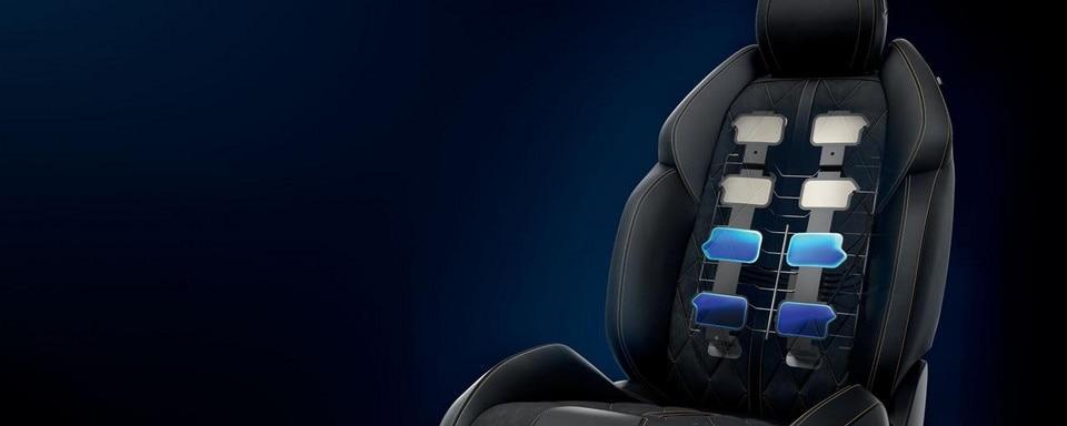 New 508 Fastback - seats