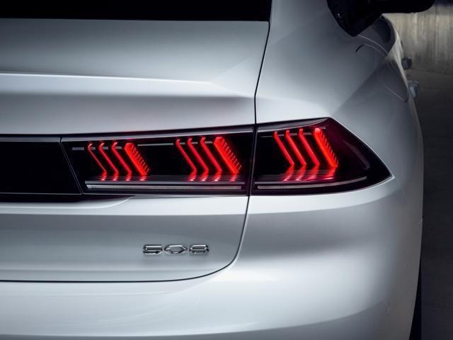 New 508 Fastback - 3D LED lights