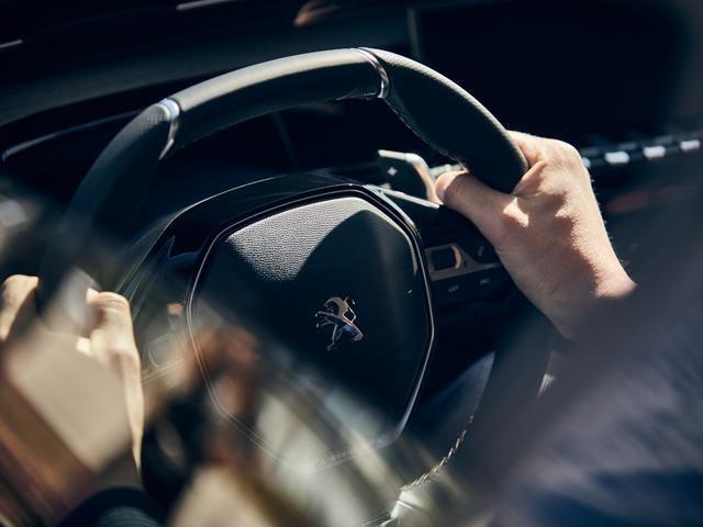 New 508 Fastback - Interior materials