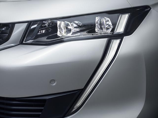 New 508 Fastback - LED headlights
