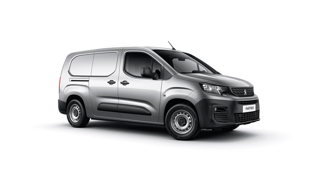 New PEUGEOT Partner Grip: for those who drive off the beaten track