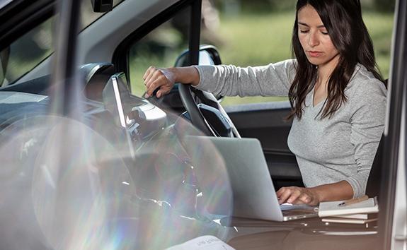 New Peugeot Partner - Mobile Office