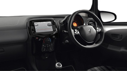 Peugeot 108 Technology Small