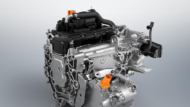 New Peugeot e-Expert – Electric engine