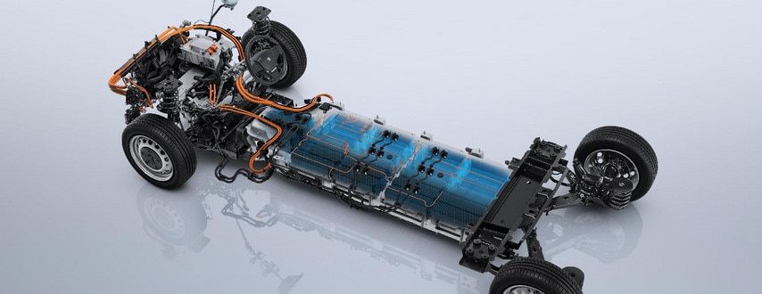 New Peugeot e-Expert -  Powerful battery up to 330 km of autonomy