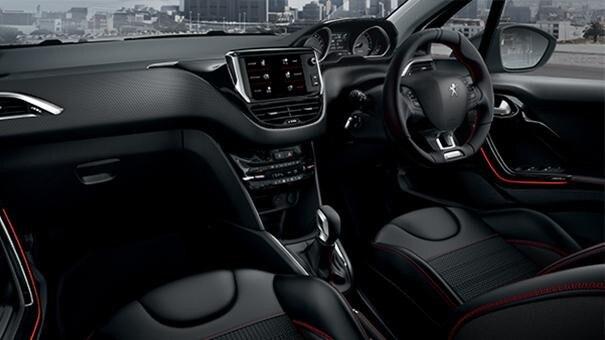 Peugeot 208 Car Interior