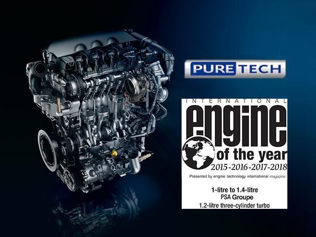 208 Pure Tech Petrol Engine