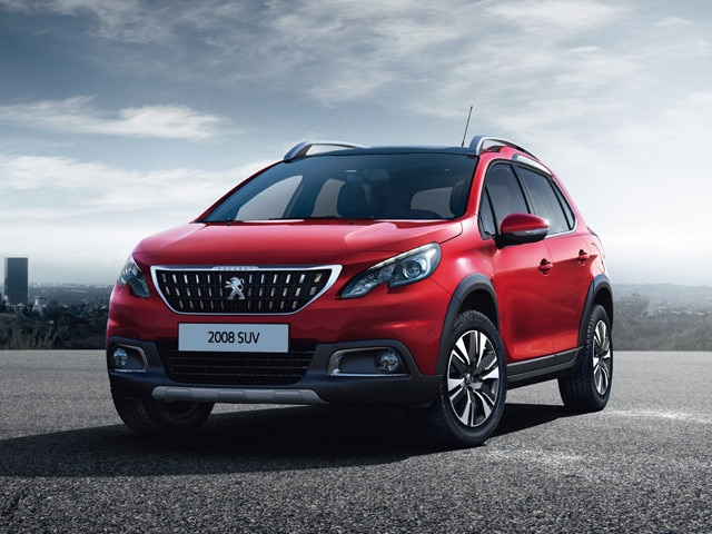 Peugeot 2008 SUV Awards